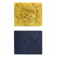 Big Red 2 bar duo soap
