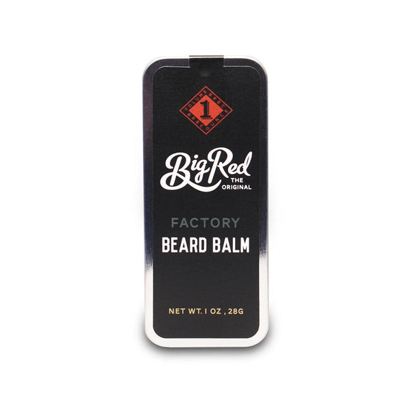 Big Red Factory Beard Balm UK