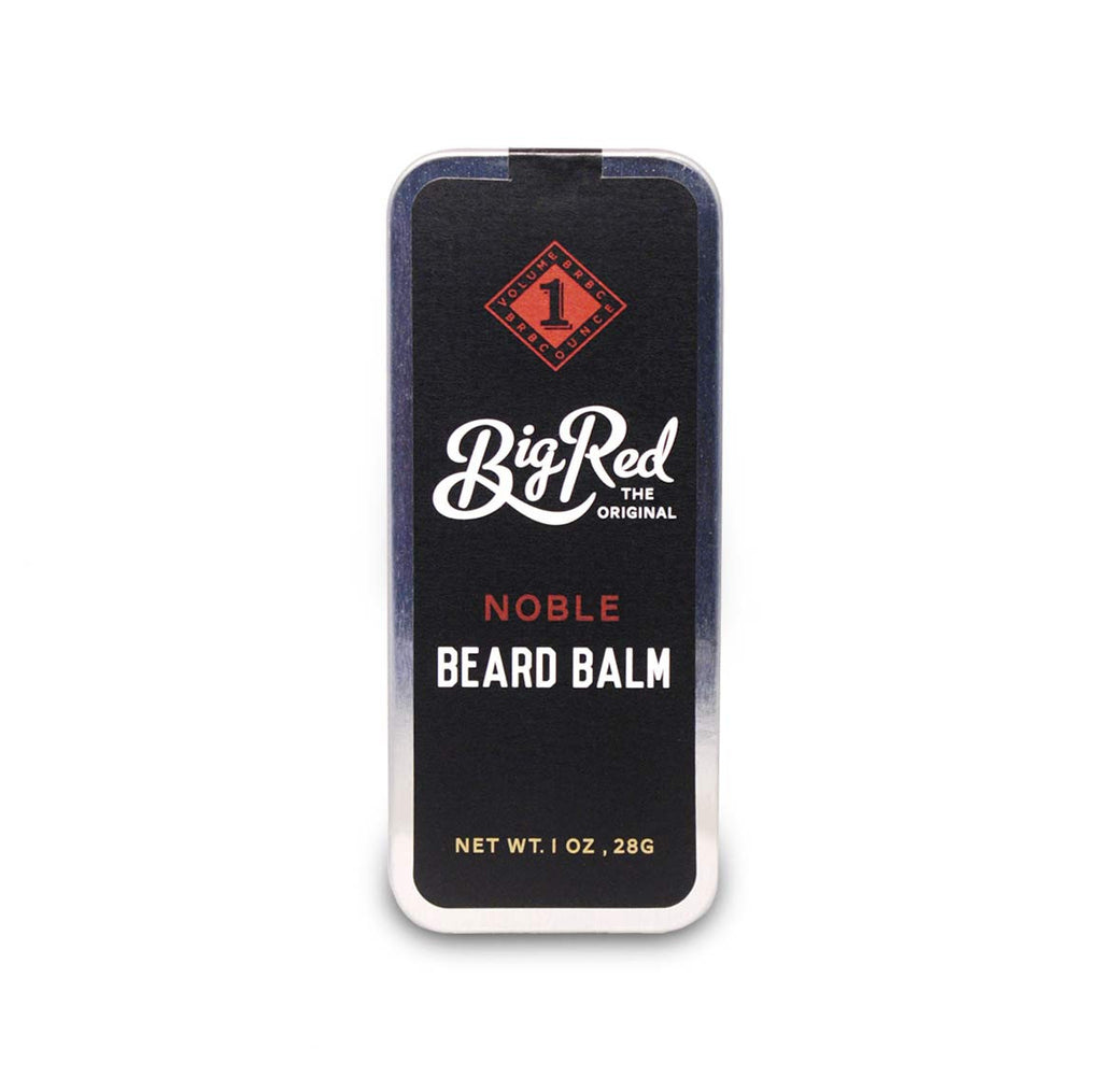 Big Red Noble Beard Balm UK