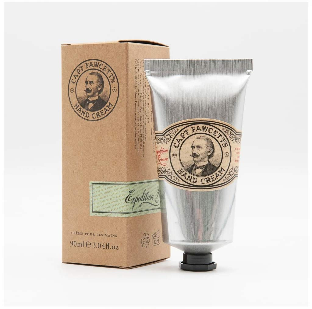 Captain Fawcett Expedition Reserve Hand Cream