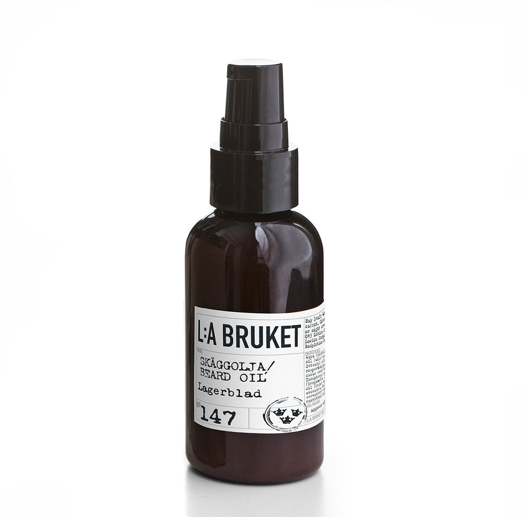 L:A Bruket No 147 Beard Oil