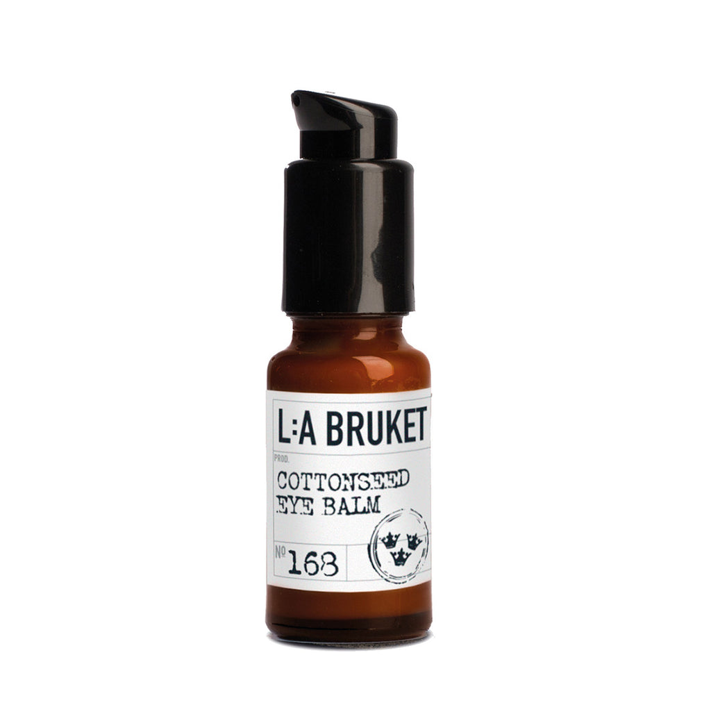 L:A Bruket Cotton Seed Eye Balm