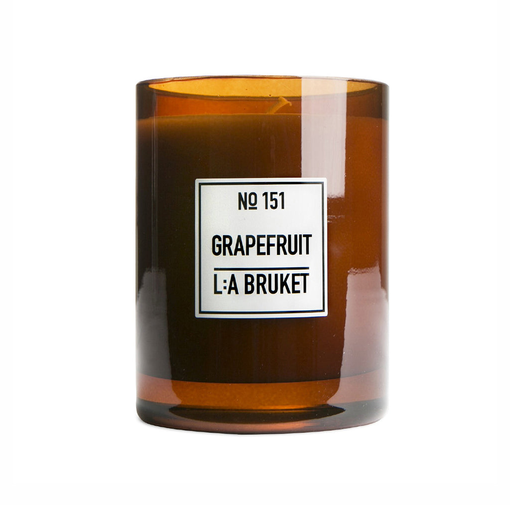 L:A Bruket Grapefruit Scented Candle No151