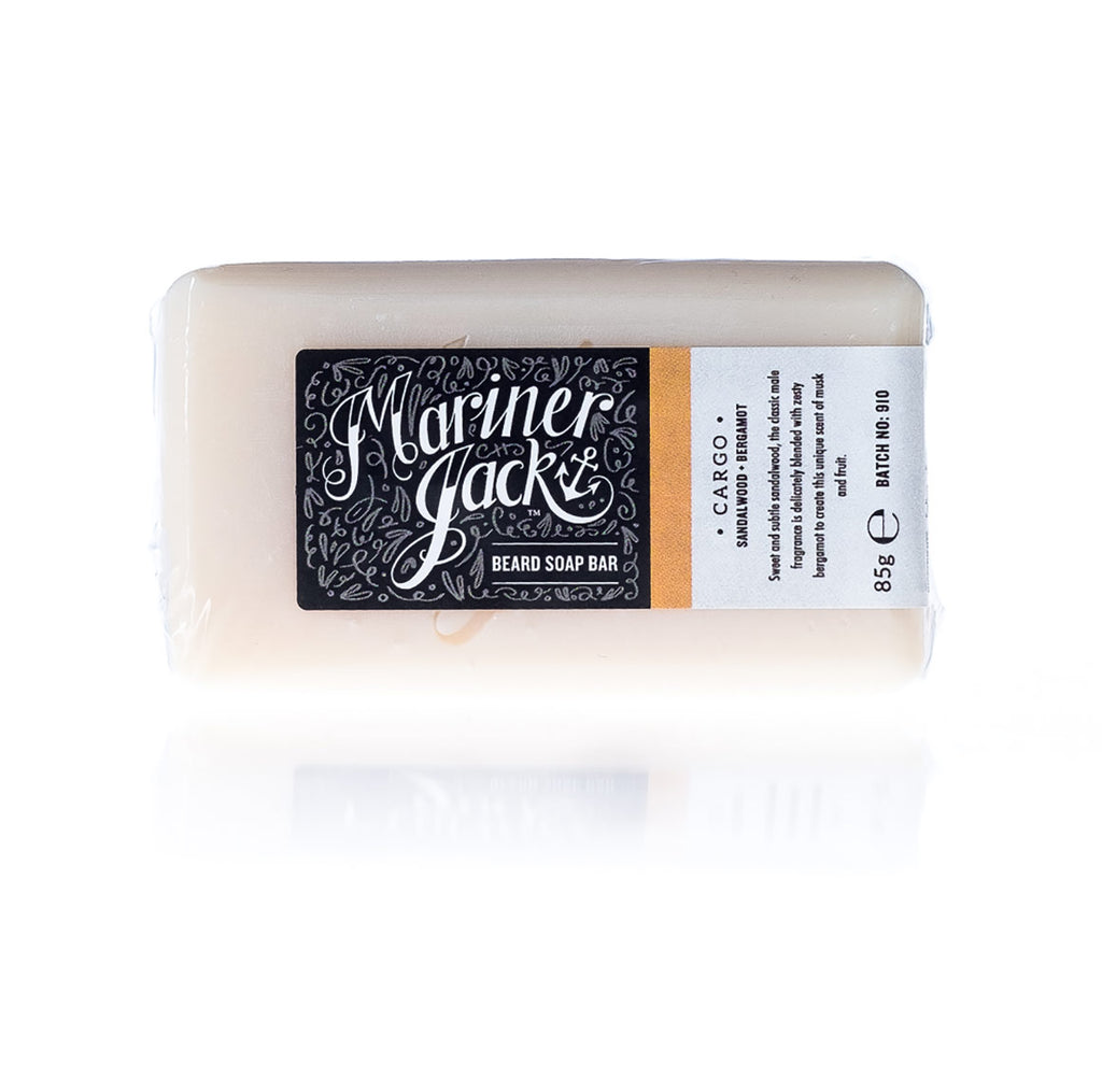 Mariner Jack Cargo Beard Soap Bar