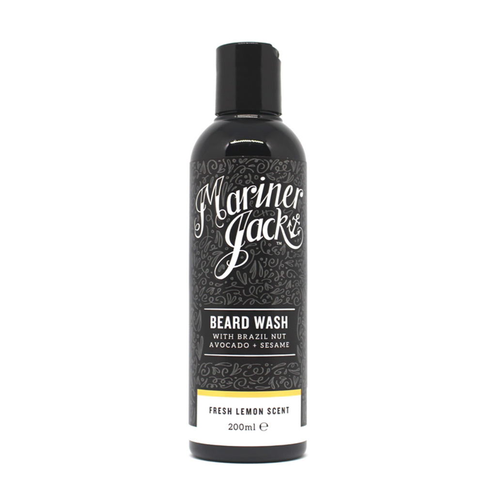 Mariner Jack, Beard Wash (200ml)