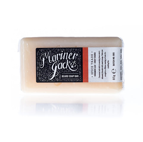 Mariner Jack Spice Trade Beard Soap Bar