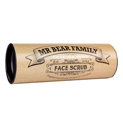 Mr Bear Family Mens Face Scrub
