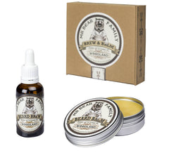 Mr Bear Family Special Kit Brew and Balm woodland