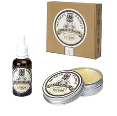 Mr Bear Family Special Kit Brew and Balm