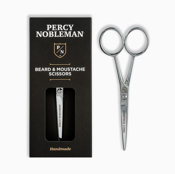 Percy Nobleman, Beard & Moustache Scissors