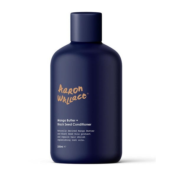 Aaron Wallace Mango Butter & Black Seed Hair and Beard Conditioner