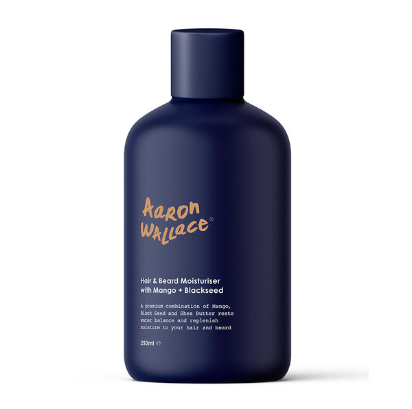 Aaron Wallace Hair & Beard Moisturiser