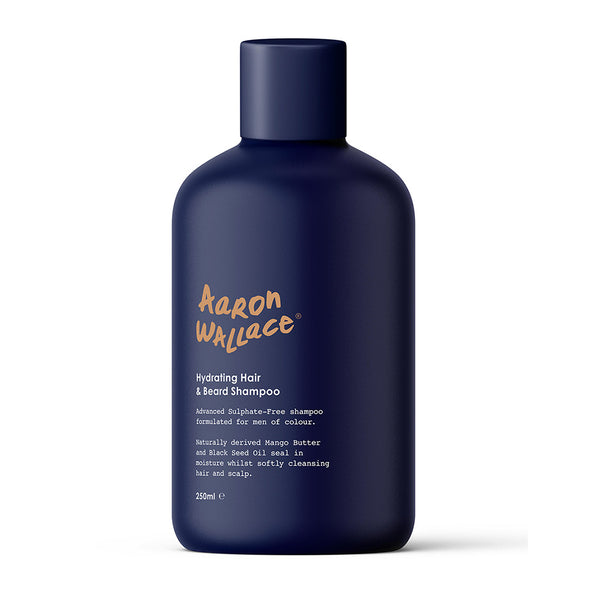 Aaron Wallace Hair & Beard Shampoo