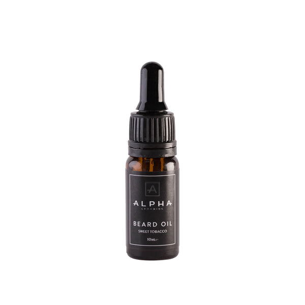 Alpha Grooming Sweet Tobacco Beard Oil