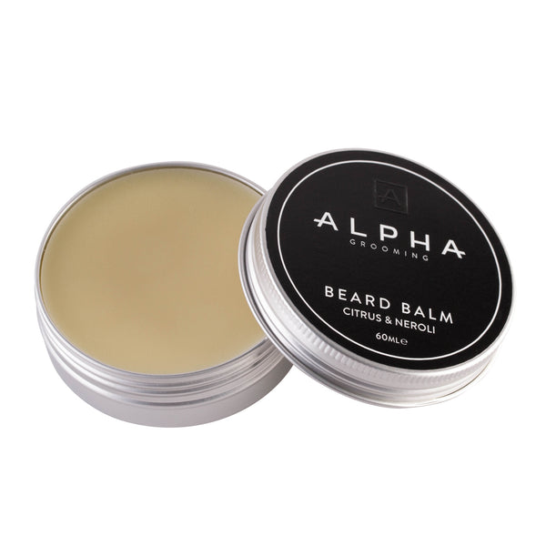 Alpha Grooming Citrus and Neroli Beard Balm