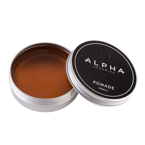 Alpha Grooming Hair Pomade