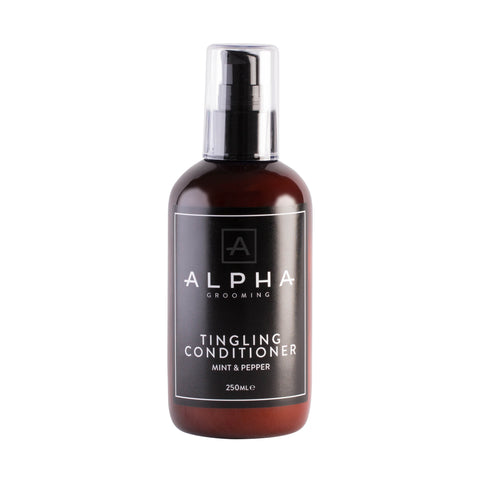 Alpha Grooming - Conditioner, Mint and Pepper (250ml)