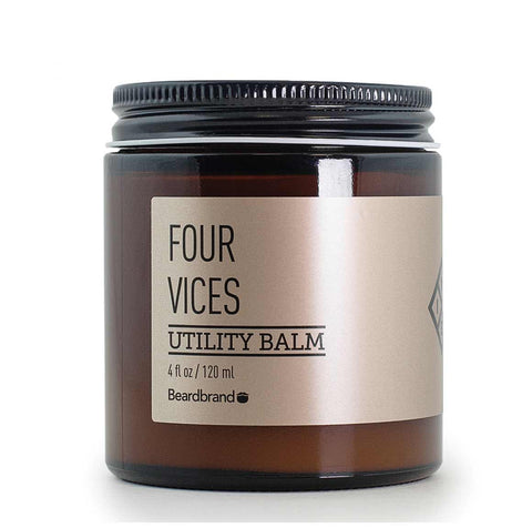 Beardbrand Four Vices Utility Balm