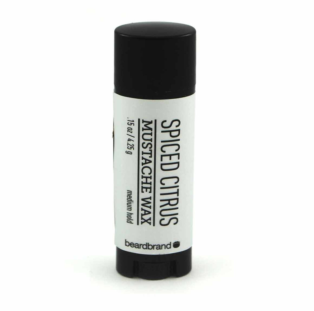 Beardbrand - Moustache Wax, Spiced Citrus