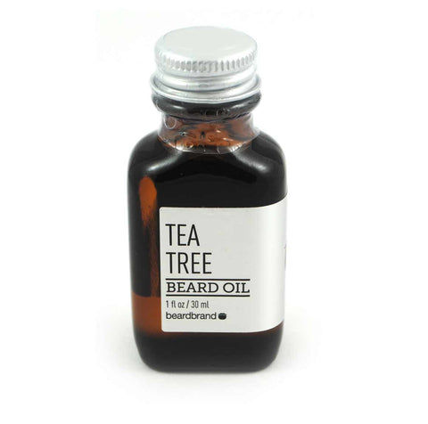 Beardbrand Tea Tree Beard Oil