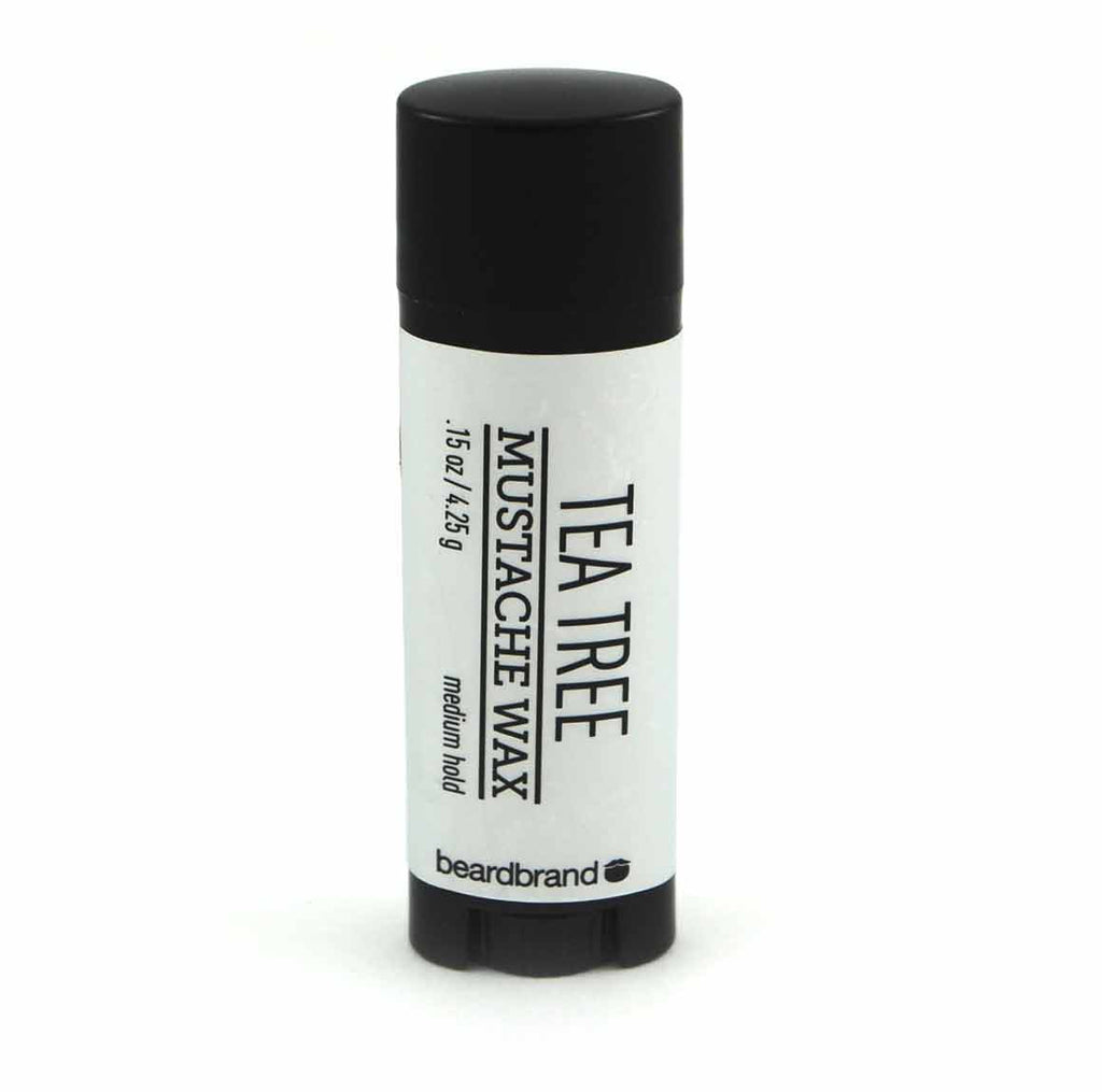 Beardbrand, Moustache Wax - Tea Tree