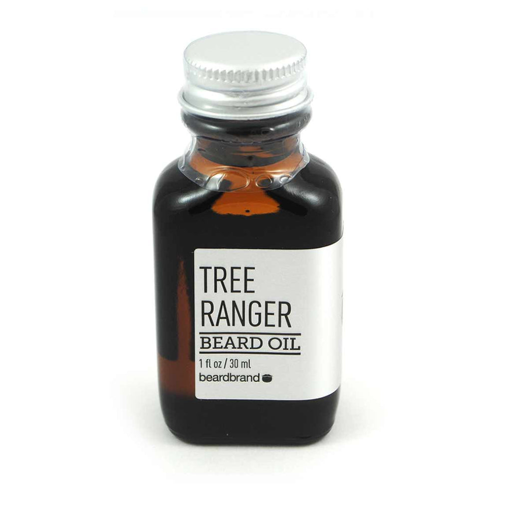 Beardbrand Tree Ranger Beard Oil,  30ml