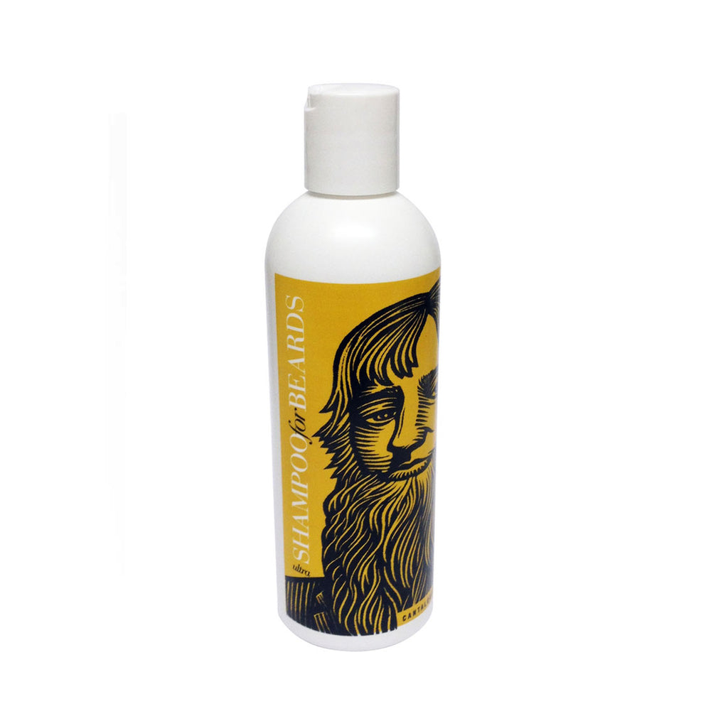 Beardsley Ultra Shampoo For Beards Cantaloupe