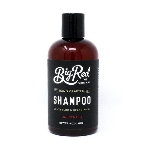 Big Red Shampoo