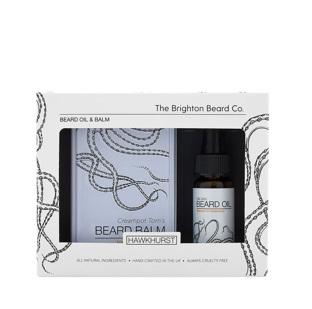 The Brighton Beard Company Hawkhurst Gift Set