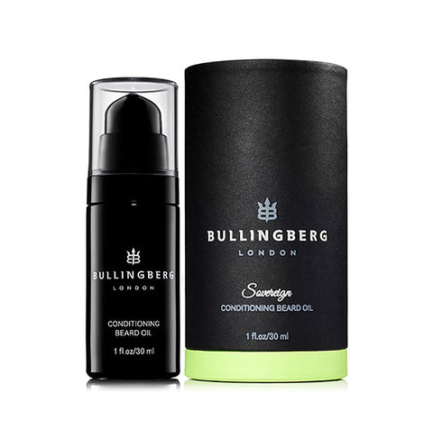 Bullingberg Sovereign, Ultra Premium Beard Oil