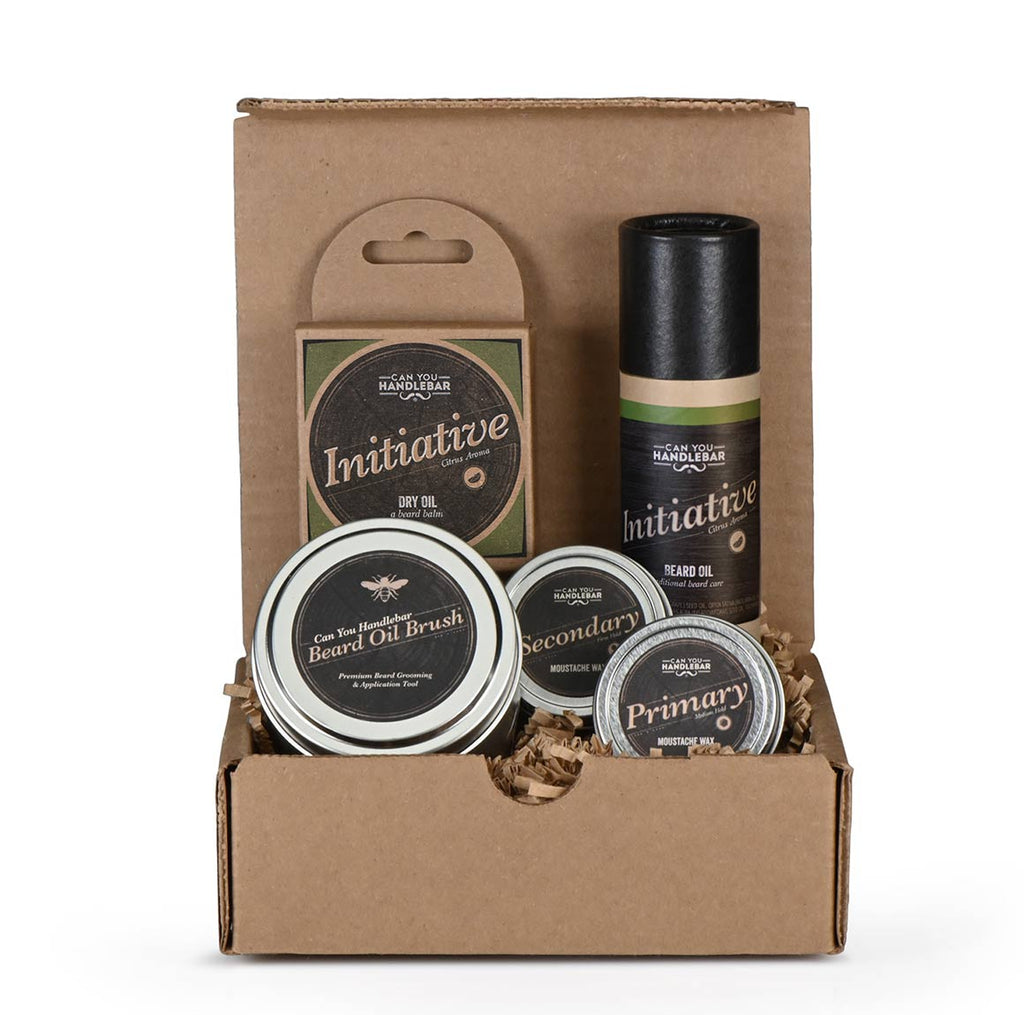 Can You Handlebar Advanced Beard Care Kit