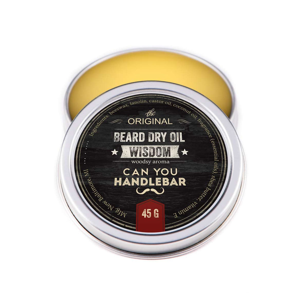 Can You Handle Bar Dry Oil Balm Wisdom