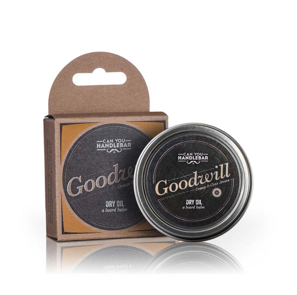 Can You Handlebar Goodwill Dry Oil Balm