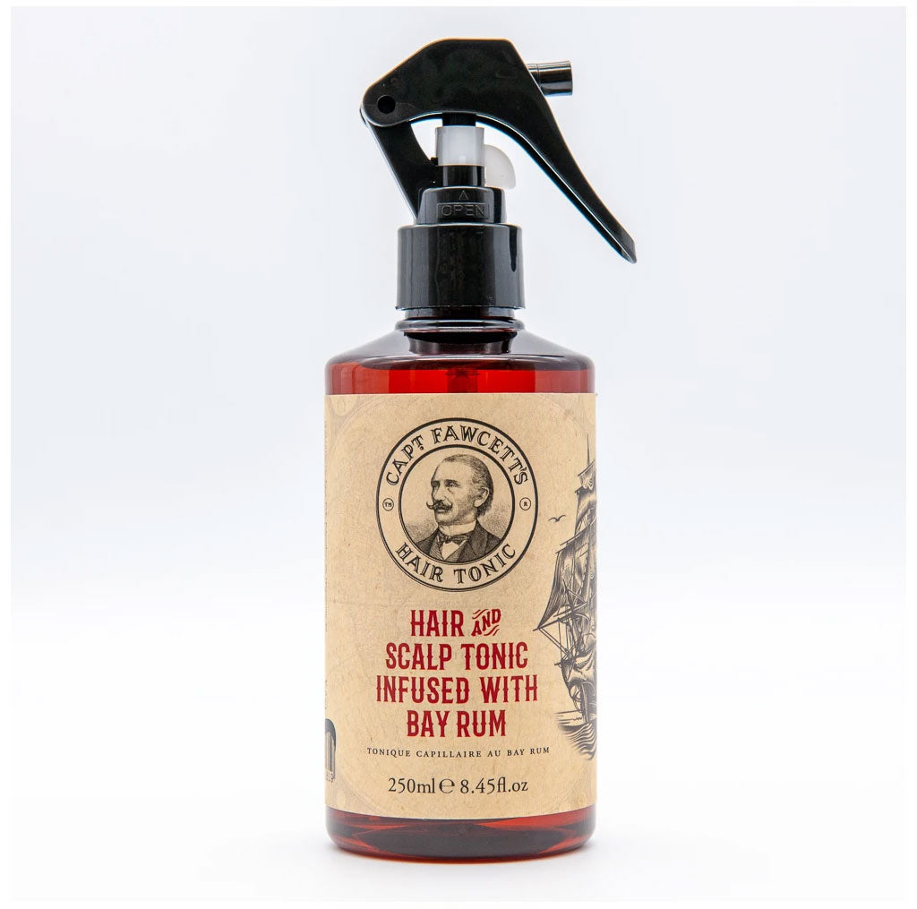 Captain Fawcett's Bay Rum Hair Tonic