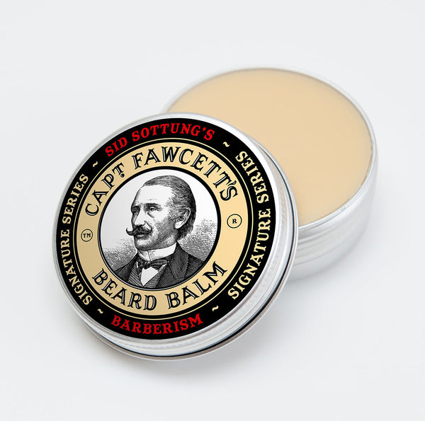 Captain Fawcett Barberism Beard Balm