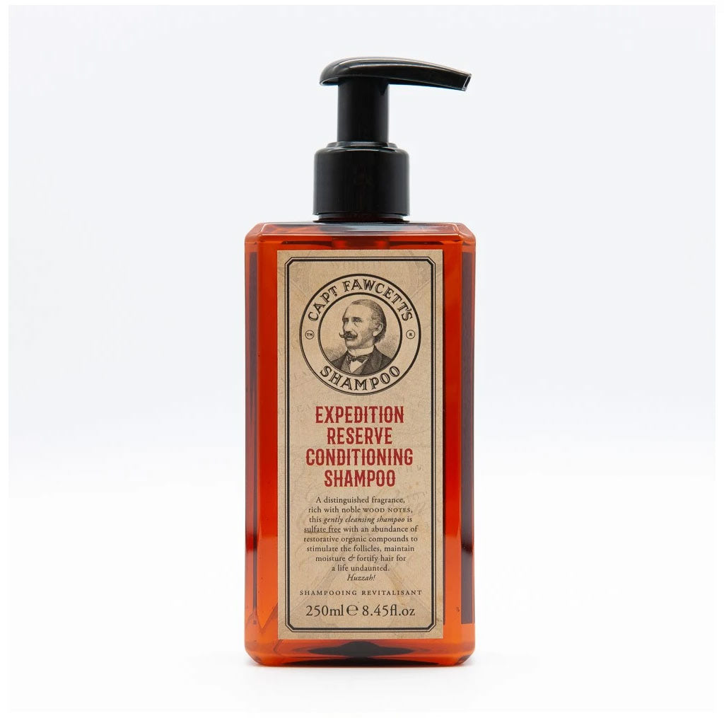 Captain Fawcett Expedition Reserve Shampoo