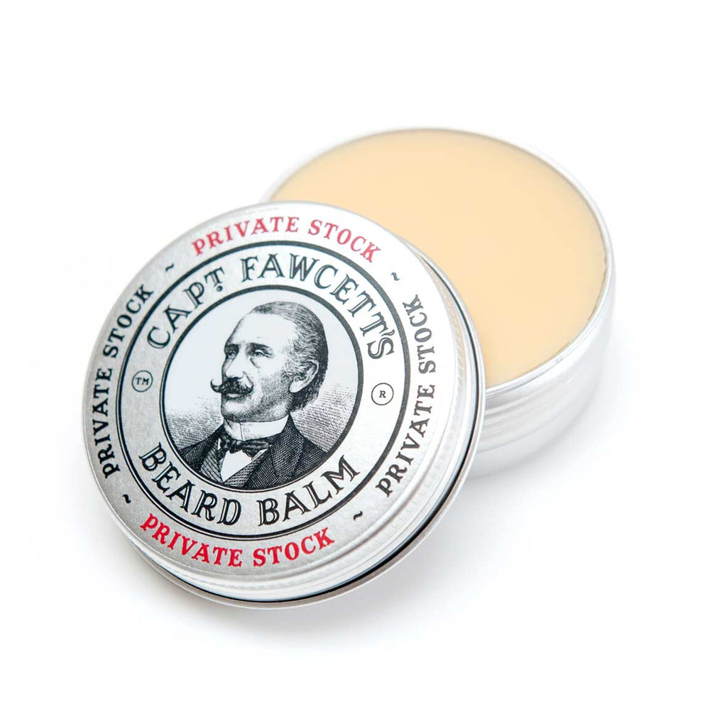 Captain Fawcett - Private Stock Beard Balm