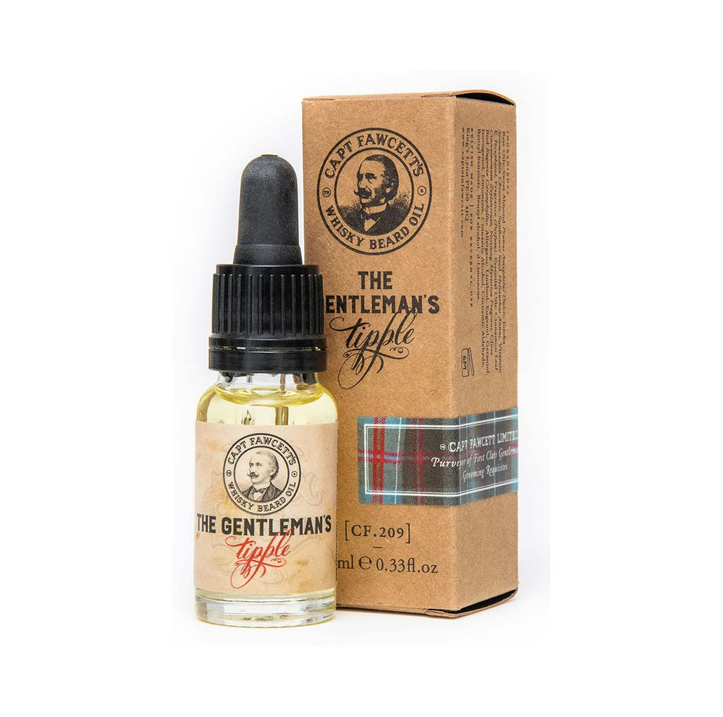 Captain Fawcett Whisky Beard Oil