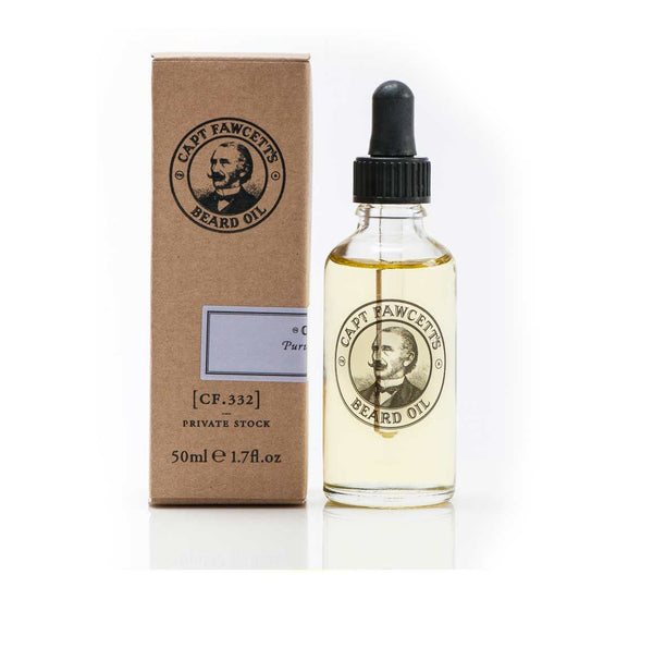 Captain Fawcett, Beard Oil (CF.332) Private Stock