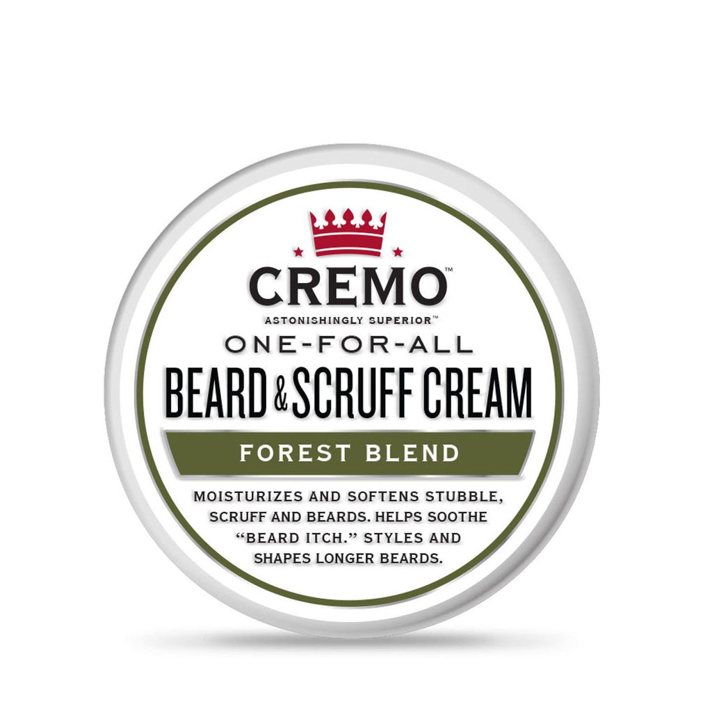 Cremo Forest Blend Beard and Scruff Softener