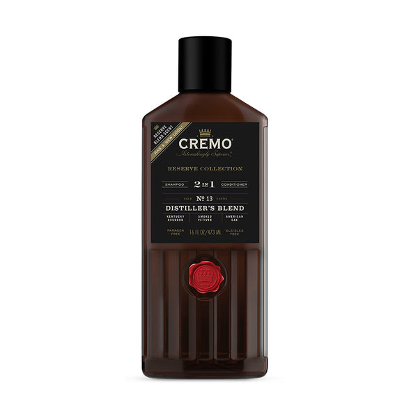 Cremo Distiller's Blend 2-in-1 Shampoo & Conditioner