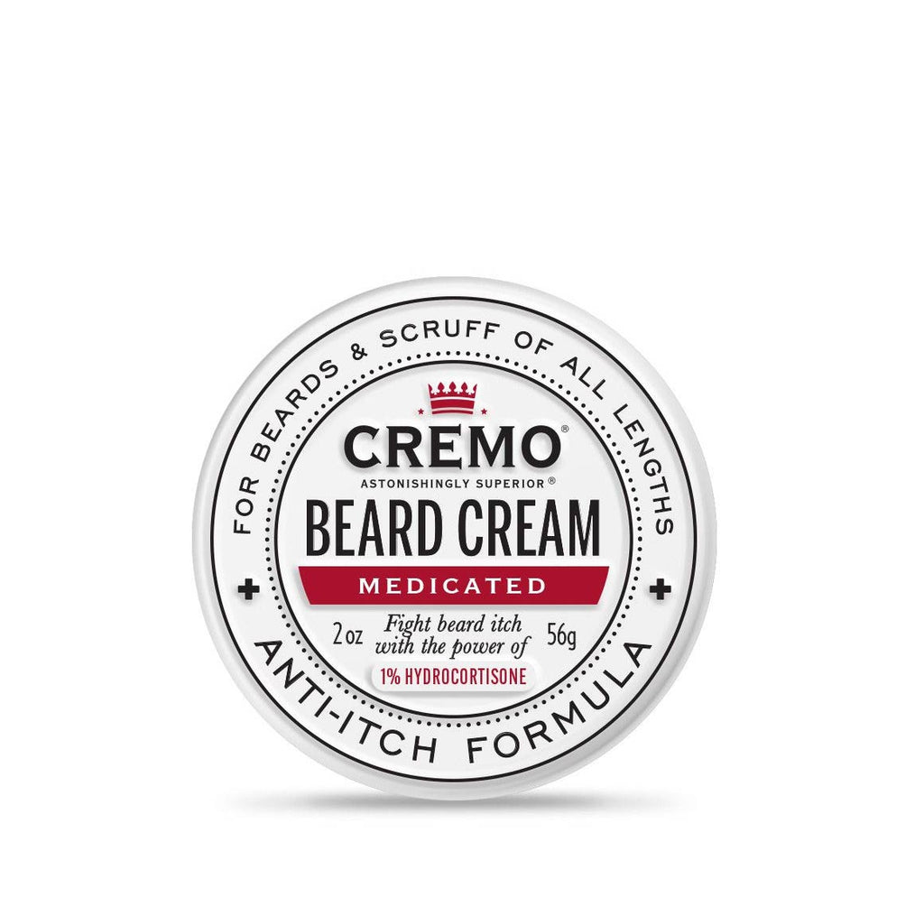 Cremo Medicated Beard Cream