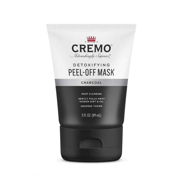 Cremo Charcoal Peel Off Face Mask
