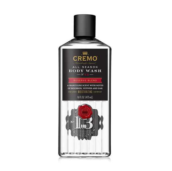 Cremo Body Wash Reserve Blend