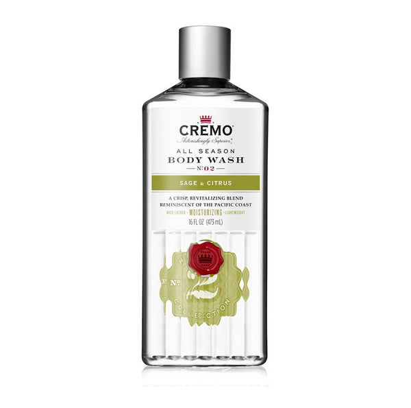 Cremo body Wash Sage & Citrus