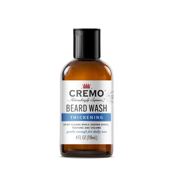 Cremo Thickening Beard Wash