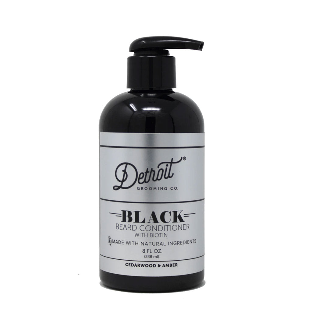 Detroit Grooming Co Black Edition Beard Conditioner