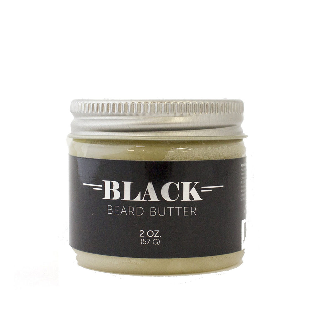 Detroit Grooming Co Black Amber Bourbon Beard Butter