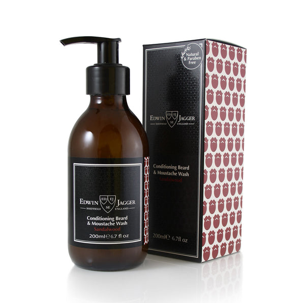 Edwin Jagger Sandalwood Beard Wash