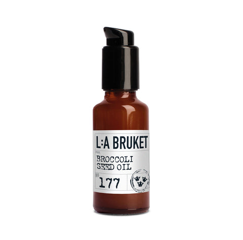 L:A Bruket Broccoli Seed Facial Oil